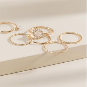 Francescas's Stackable Rings